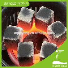 100% natural coconut or bamboo hookah charcoal briquettes bulk