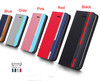 2014 New design fashion kickstand wallet leather case mix color support cover for Blackberry 9530/9630/8520/8100