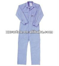 2014 hot selling Workwear Uniforms/ cvc water&oil repellent coverall