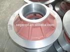 CNC machined go kart wheel hub