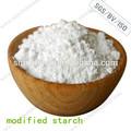 Usado como espessante agente amido modificado food grade