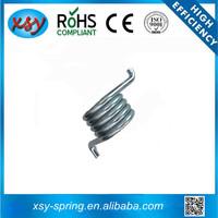 different hooks zinc plated brake torsion spring for motorcycle