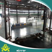 China high quality silver fiberglass decorative mirror
