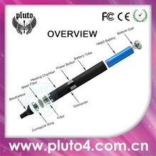 Latest technology pluto changeable 18650 patent vapor pen for facebook shop