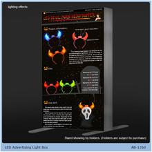 outdoor led branding light box