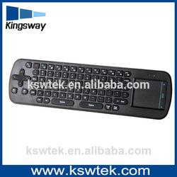 top selling 2.4ghz mini new wireless flexible keyboard