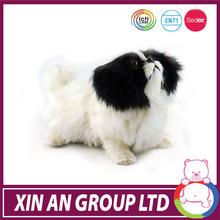 2014 promotional soft toy breathing toy dog