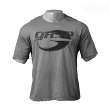 Custom Made Cotton Mens T Shirt O Neck Sport Shirt Wholesale