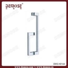 sliding glass shower door handles/zinc alloy glass door handle with good price