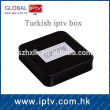 Turkish iptv,turkish language channels iptv box, 83 hd channels