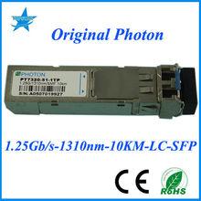 Original PHOTON PT7320-51-1TP 10km SFP fiber optic junction box