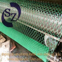 pvc coated hexagonal wire mesh (anping factory)