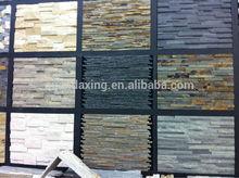 Rustic Cultural Decorative Stone Wall panel/ Rusty Culture Stone Slate Tile