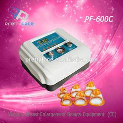 Beauty equipment. PF-600C Vacuum Breast Enlargement Beauty false breasts care machineCE)2014 hot sales beauty device,guangzhou