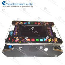 Video Arcade Cocktail Table Jamma Game Machine Arcade Game Machine