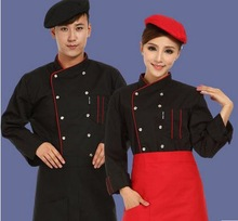 Hot Sale Chef Jackets With Aprons Cheap, High Quality Wholesale Restaurant Hotel Chef Cook Wear