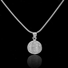 micro pave zircon necklace jewelery