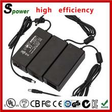 high quality desktop ac adapter 12v 8a 96w led light box adapter