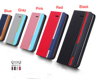 New Design Fashion Custom Flip Leather Case with card holder Cover for Nokia N73
