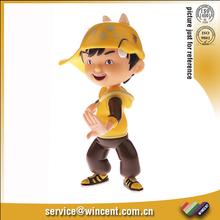 PVC Material Anime Custom Action Figure