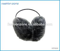 2014 Hot sell plush winter funny ear muff