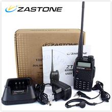 USA Military Standard Quality Ham Radio Zastone ZT-V9+ Dual Band Two Way Radio