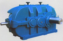 High capacity Guomao DCY series tapered cylinder gear reduction Gear Box for coal industry