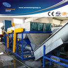 plastic waste film washing plant/pp woven bag washing line