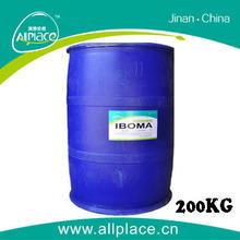 High performance acrylic monomers Isobornyl Methacrylate/IBOMA CAS NO. : 7534-94-3