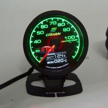 Hot sale Greddy LED color auto gauges