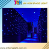 CHEERING LED star cloth stage backdrop /LED star curtain screen