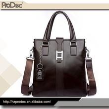 2014 luxury leather pu men bag