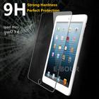 9H Anti-scratch screen protector film for Ipad mini