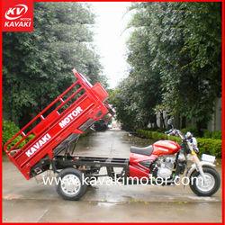 Multipurpose Open 3 Wheel China Cargo Motor Tricycle Price