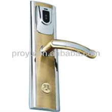 Door Lock for Hotel Open by Card, Key with Software, Automatic Anti-False PY-8018-J