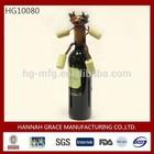 New Decorative Animal Metal Wine Bottle Cover