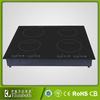 New design cheap gas cooker gas burner 5 induction range cooker