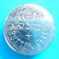 Hotsale alcaline Manganses de dioxyde de 1.5 V AG11
