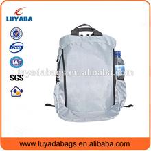 Boys white fashionable wholesale oem travel sports backpack bag
