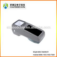 Handheld pos wireless swipe card reader style card reader Compatible MSR GC028+