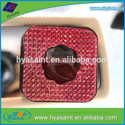 diamante membrane custom car air freshener