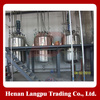 stainless steel high temperature reactor tank with agitation