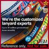 Wholesale Sports Souvenirs NFL Team Logo Custom Lanyard