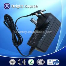 POWERCY brand AU EU UK US plug wall mount powerline ethernet adapter
