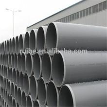 Low temperature large schedule 80 pvc drain pipe