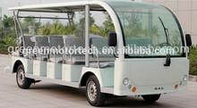 23 asientos barato traslado en autobús con la certificación CE