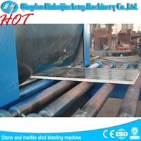Roller Conveyor Marble Shot Blasting Machine/Sand Blasting Machine