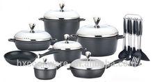 Aluminum Die-casting cookware M-7