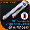 T10 double-side Dimmable Canada UL ETL 2014 hotsale ube8 led light tube 8 china