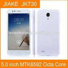 "Original JIAKE JK730 5inch Smartphone Android 4.4 phone MTK6592 Octa Core 1.7GHz WCDMA 8GB ROM 5"" 3G Gesture Sensing GPS"